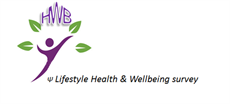 Lifestyle, Health and Wellbeing Survey logo