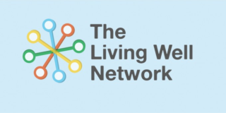 The Living Well Network logo
