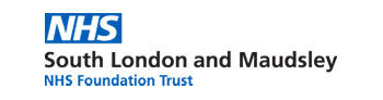 South London and Mausley NHS Trust Logo